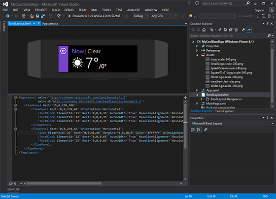 band studio for visual studio visual studio marketplace